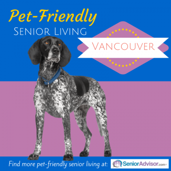 Pet-Friendly Senior Living in Vancouver BC