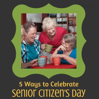 Senior Citizen's Day