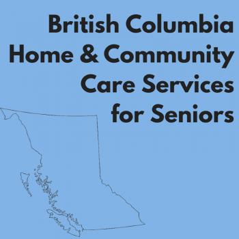 British Columbia Health Care Services for Seniors