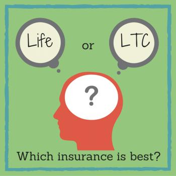 Life Insurance vs Long-Term Care Insurance