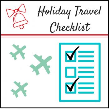 Your Senior Holiday Travel Checklist