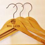 Veteran Coat Hangers