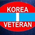 Korea Veteran Car Magnet