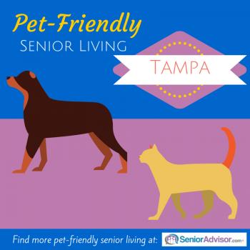 Pet-Friendly Senior Living in Tampa