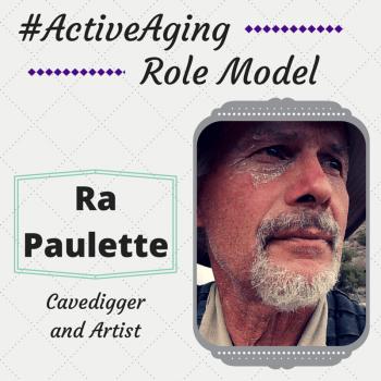 Active Aging Role Model Ra Paulette