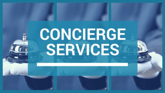 Concierge Services for Seniors