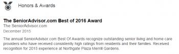 Northgate Plaza Merrill Gardens LinkedIn