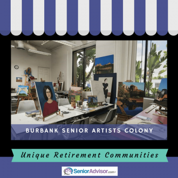 Unique Retirement Communities Burbank Senior Artists Colony