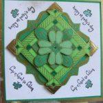Handmade St. Patricks Day Card