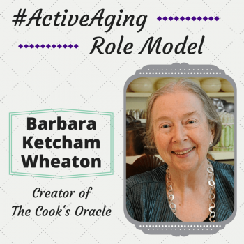 Active Aging Role Model Barbara Ketcham Wheaton