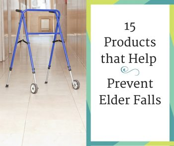 15 Products that Help Prevent Elder Falls