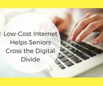 Low-Cost Internet Helps Seniors Cross the Digital Divide