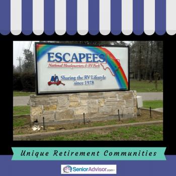 Unique Retirement Communities Escapees CARE