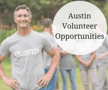 Austin Volunteer Opportunities