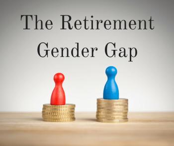 The Retirement Gender Gap