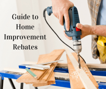 Guide to Home Improvement Rebates