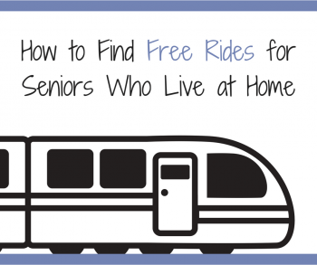 How to Find Free Rides for Seniors Who Live at Home