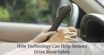 How Technology Can Help Seniors Drive More Safely