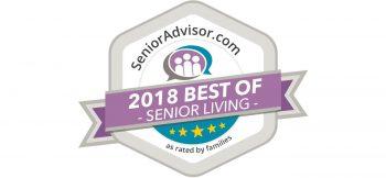 Best of 2018 Senior Living