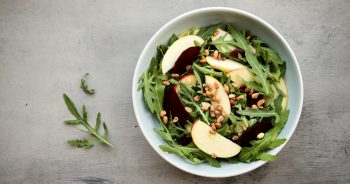 For a Healthier Brain, Eat More Greens
