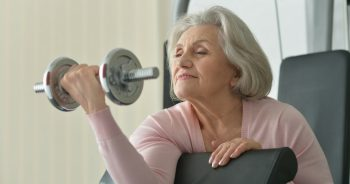 Seniors Becoming Personal Trainers