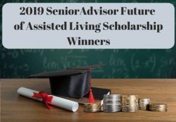 2019 SeniorAdvisor Scholarship Winners