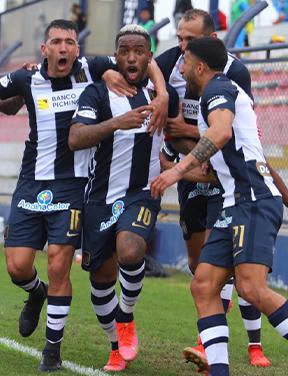 Alianza Lima vs Binacional - Fecha 10 - Fase 2 2021