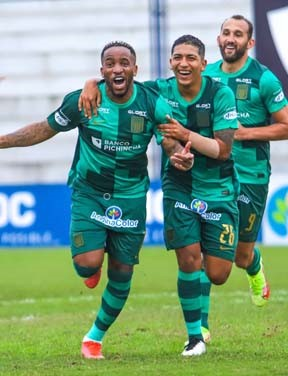 Alianza Lima vs A. Atletico - Fecha 13 Fase 2 2021