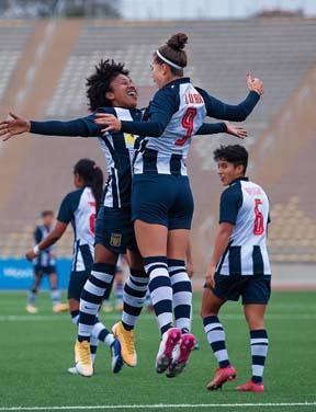 Alianza Lima Femenino vs UTC - Fecha 8