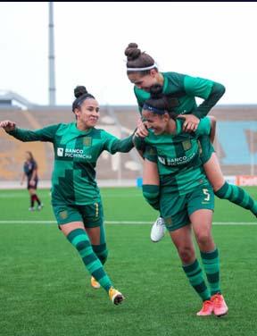 Alianza Lima Femenino vs A. Trujillo - Fecha 9