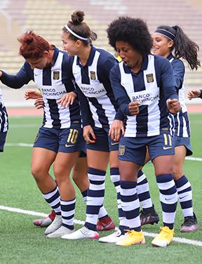 Alianza Lima Femenino vs UCV - Fecha 6