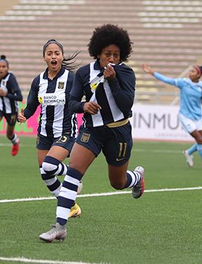 Alianza Lima Femenino vs SC - Fecha 2