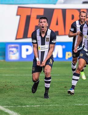Alianza Lima vs S. Huancayo - Fecha 8 - Fase 2 2021