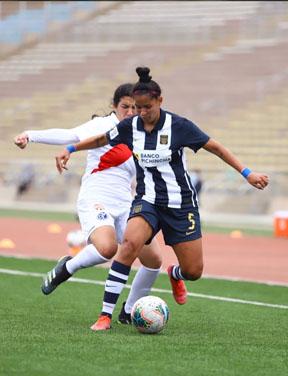 Alianza Lima Femenino vs Municipal - Fecha 13