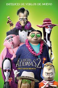 Los Locos Addams 2 - Doblada