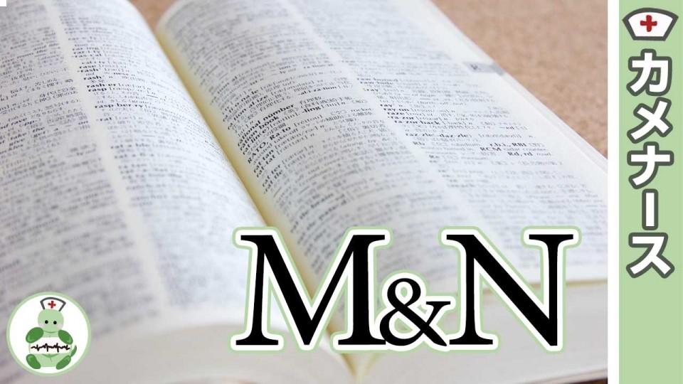 吐気は医療英語で何?「Nausea」ナースの為の英語集:M&N