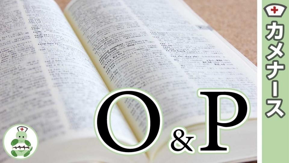 過食症は医療英語で「Polyphagia」ナースの為の英語集:O&P