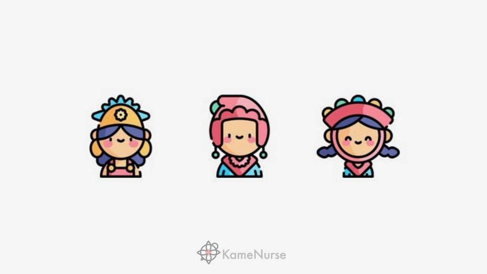 【アメリカ看護基礎知識】人種・宗教・文化の特徴を日本語で理解 177 - 4