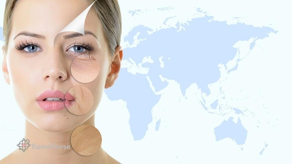 世界ではどんな美容医療が人気?国際形成外科学会 ( ISAPS ) 年統計発表