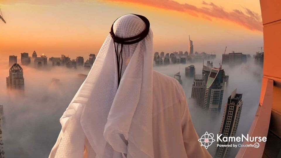 アラブ首長国連邦・ドバイ!看護師移住計画・オールドドバイをトラベル!