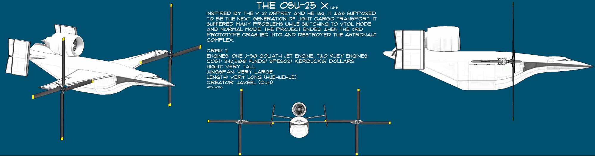 Best Jaxeel Kerbal Space Program Forums Osprey Engine Diagram