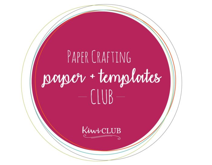 Paper Crafting Kiwi Club Shop Image