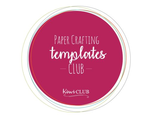 Paper Crafting Template Club Shop Image