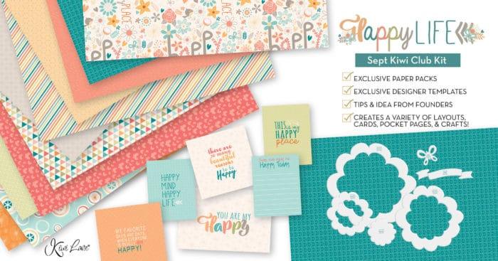 September 2019 Paper Crafting Kit Shop Image