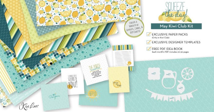 Paper Crafting Kit May 2020 Shop Image