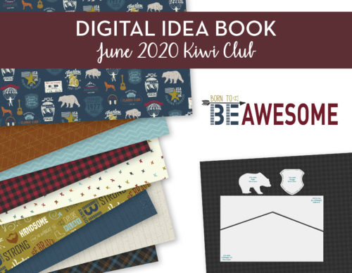 June 2020 Kiwi Club Digital Idea Book Shop Image