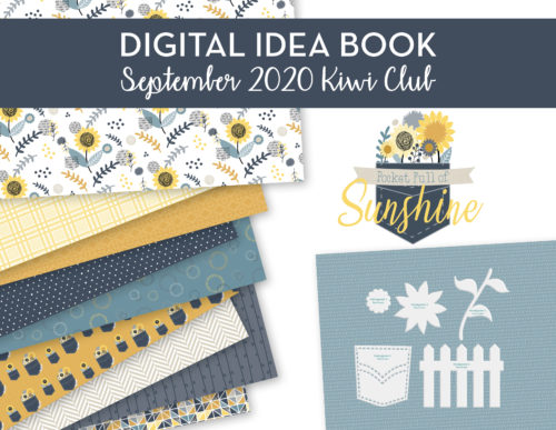 September 2020 Kiwi Club Digital Idea Book Shop Image