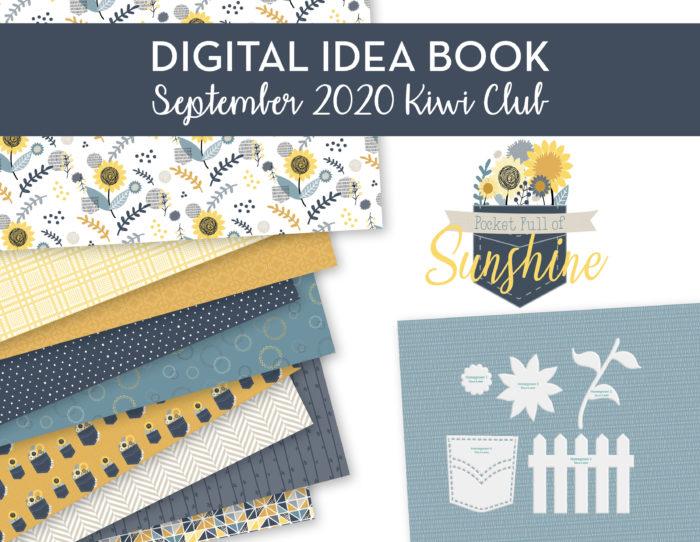 September 2020 Kiwi Club Digital Idea Book Shop Image