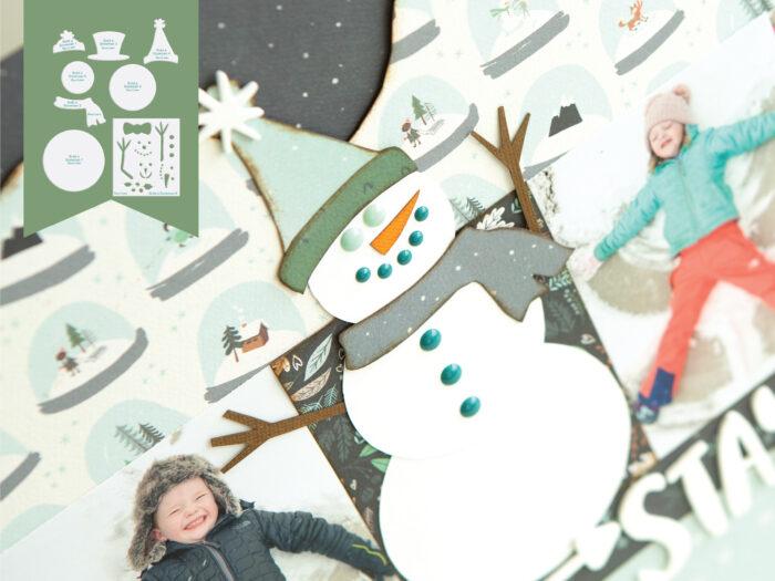 Build a Snowman Accessory Shop Image
