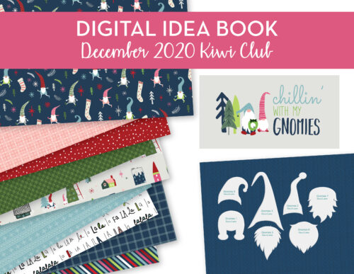 December 2020 Kiwi Club Digital Idea Book Shop Image